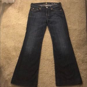 7-For-All-Mankind Jeans